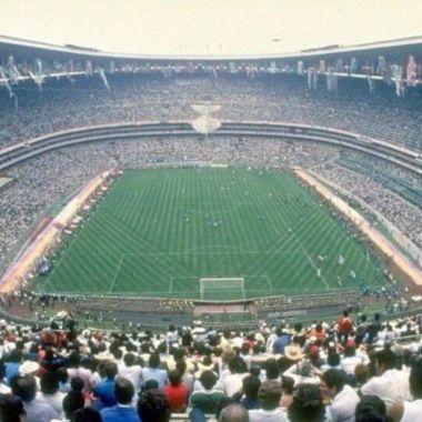 Inauguración Copa del Mundo México 1986
