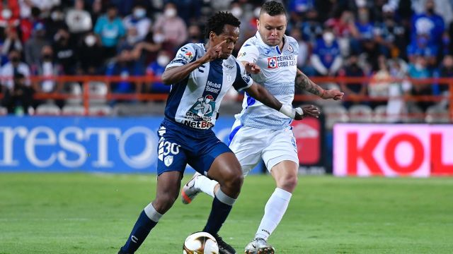 Pachuca Cruz Azul empatan Estadio Hidalgo