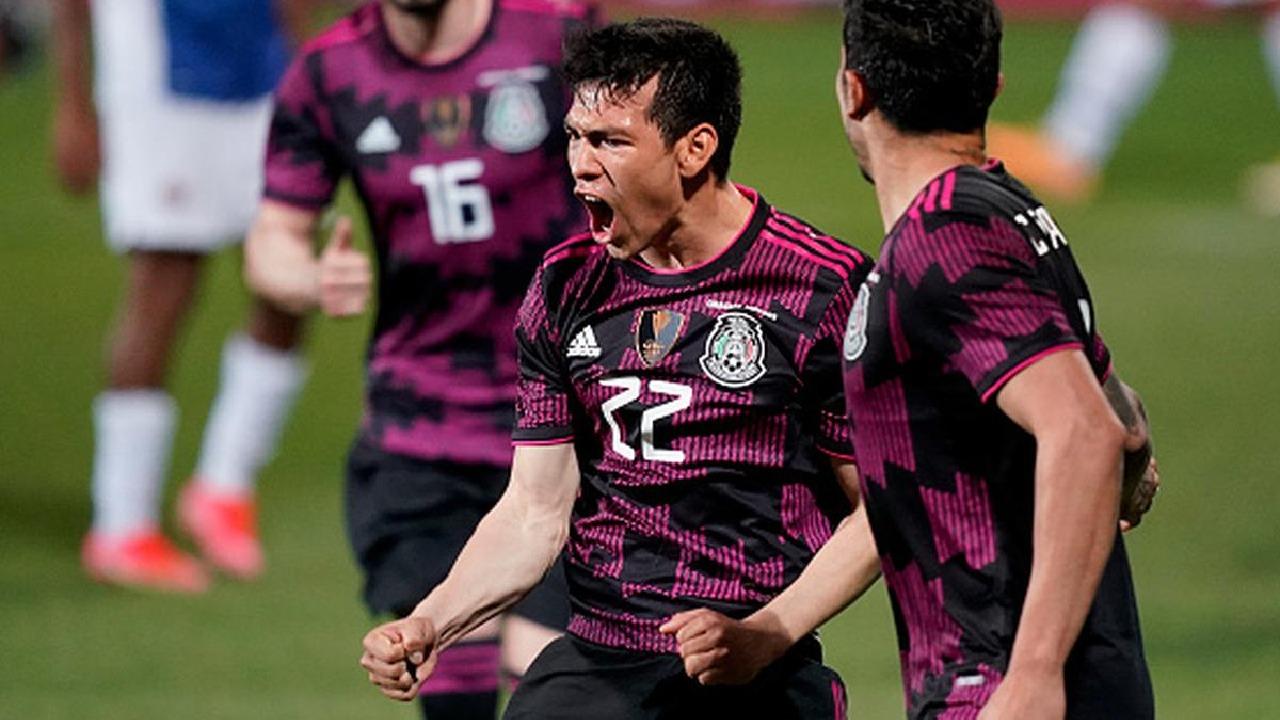 A qué hora juega México hoy panama copa oro