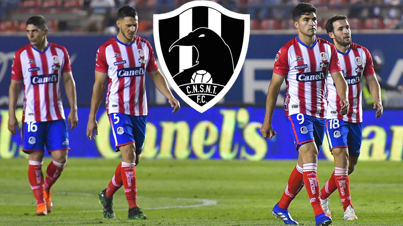 Atlético de San Luis Club de Cuervos
