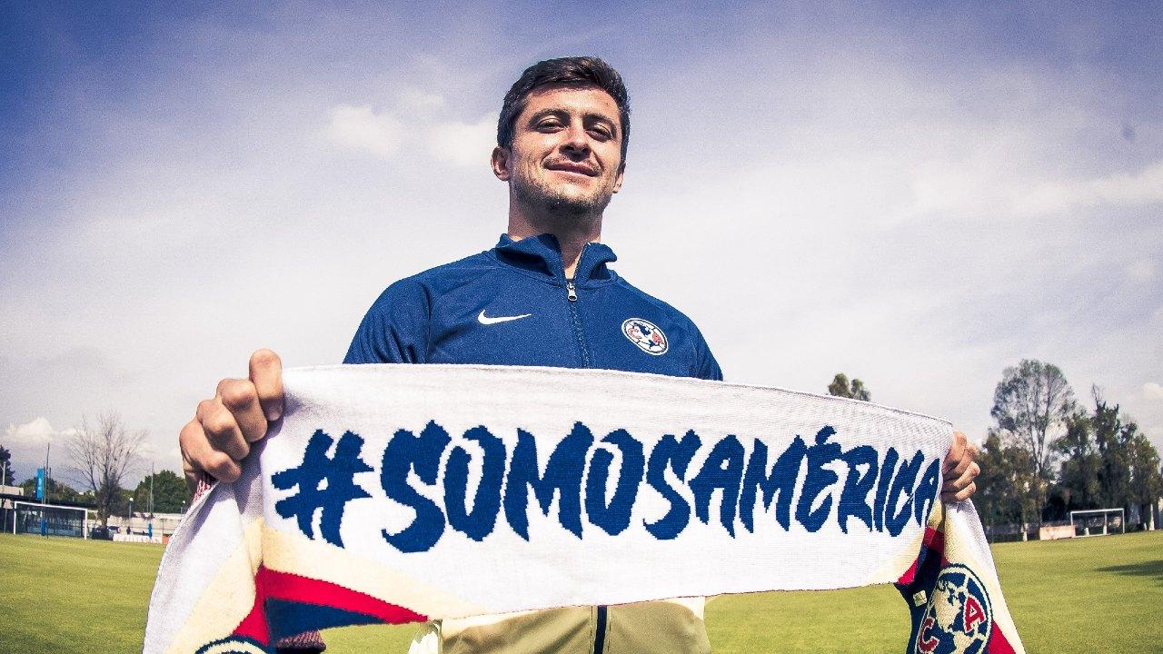 América Fernando Madrigal refuerzo