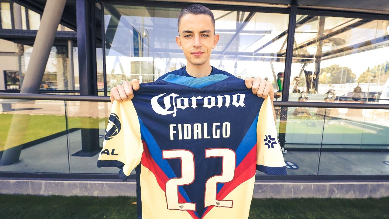 América opción compra Álvaro Fidalgo