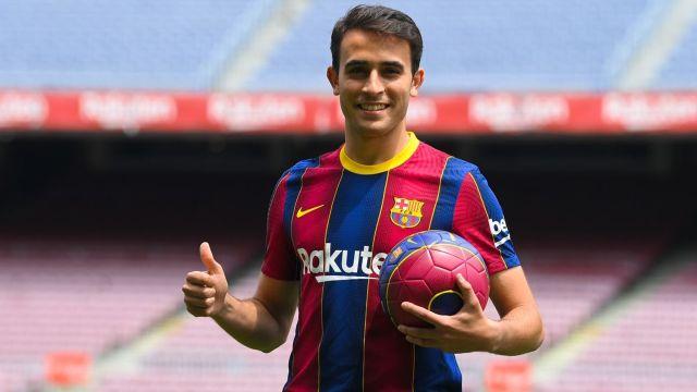 Barcelono hace oficial la contratación de Eric Garcia
