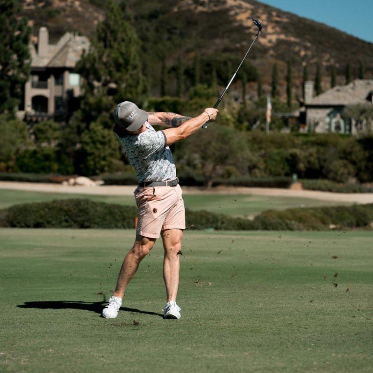 Canelo Álvarez torneo golf PGA Tour