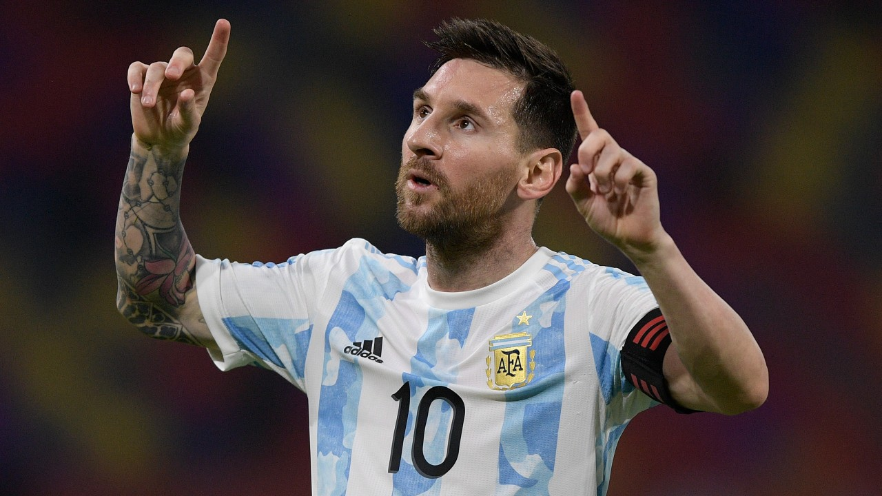 Copa América 2021 cuartos de final argentina messi