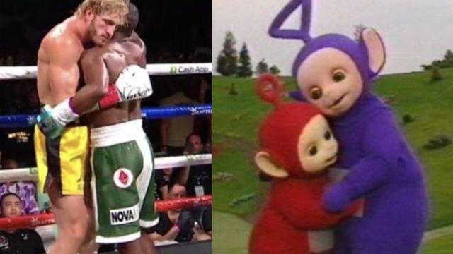 Éstos son los mejores memes de la pelea entres Floyd Mayweather Jr. y Logan Paul