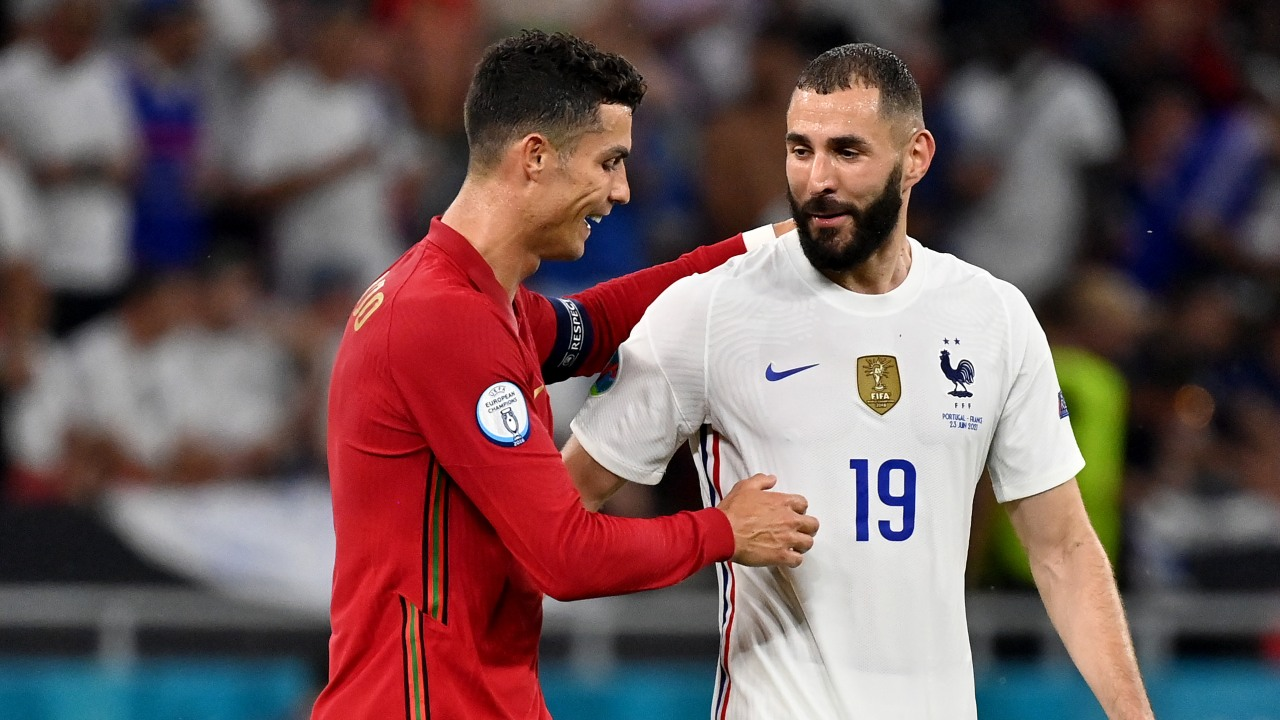 Eurocopa 2020 Francia empate Portugal