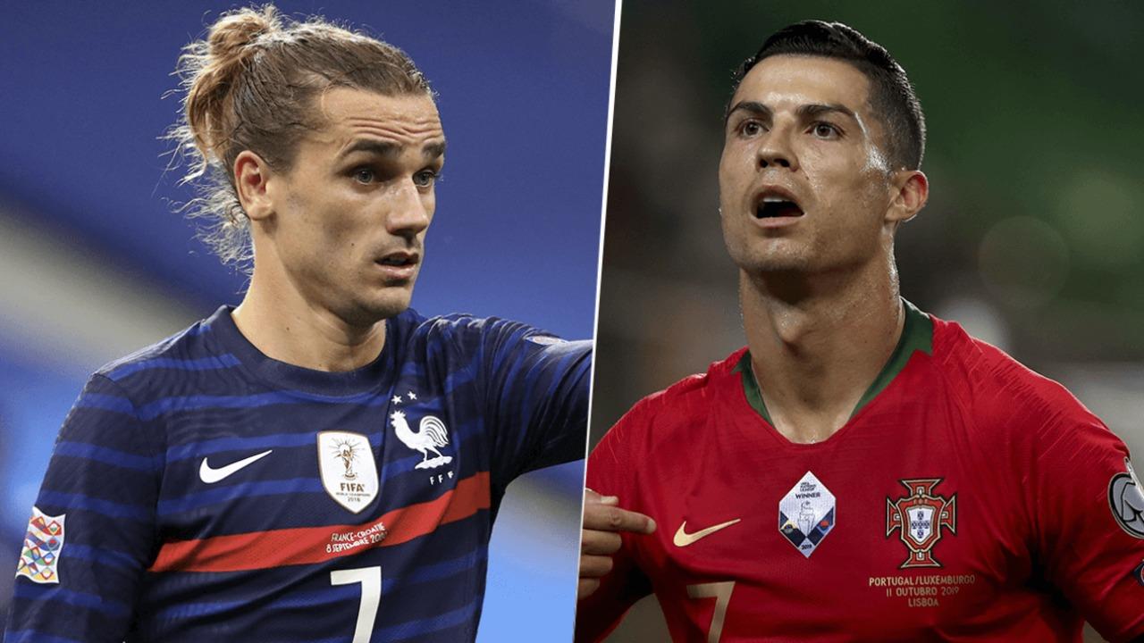 Eurocopa 2020: Francia y Alemania revelan sus alineaciones