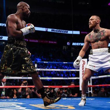 Floyd Mayweather Jr. Conor McGregor revancha segunda pelea