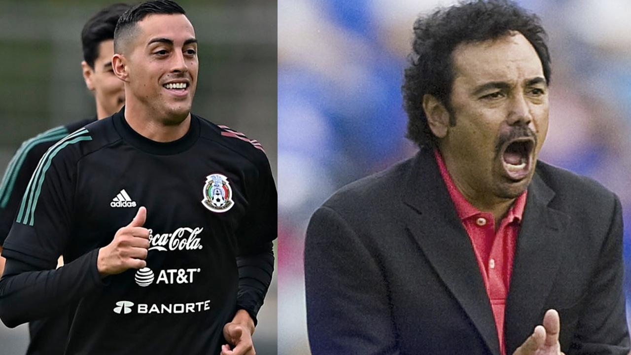 Hugo Sánchez Rogelio funes mori selección mexicana