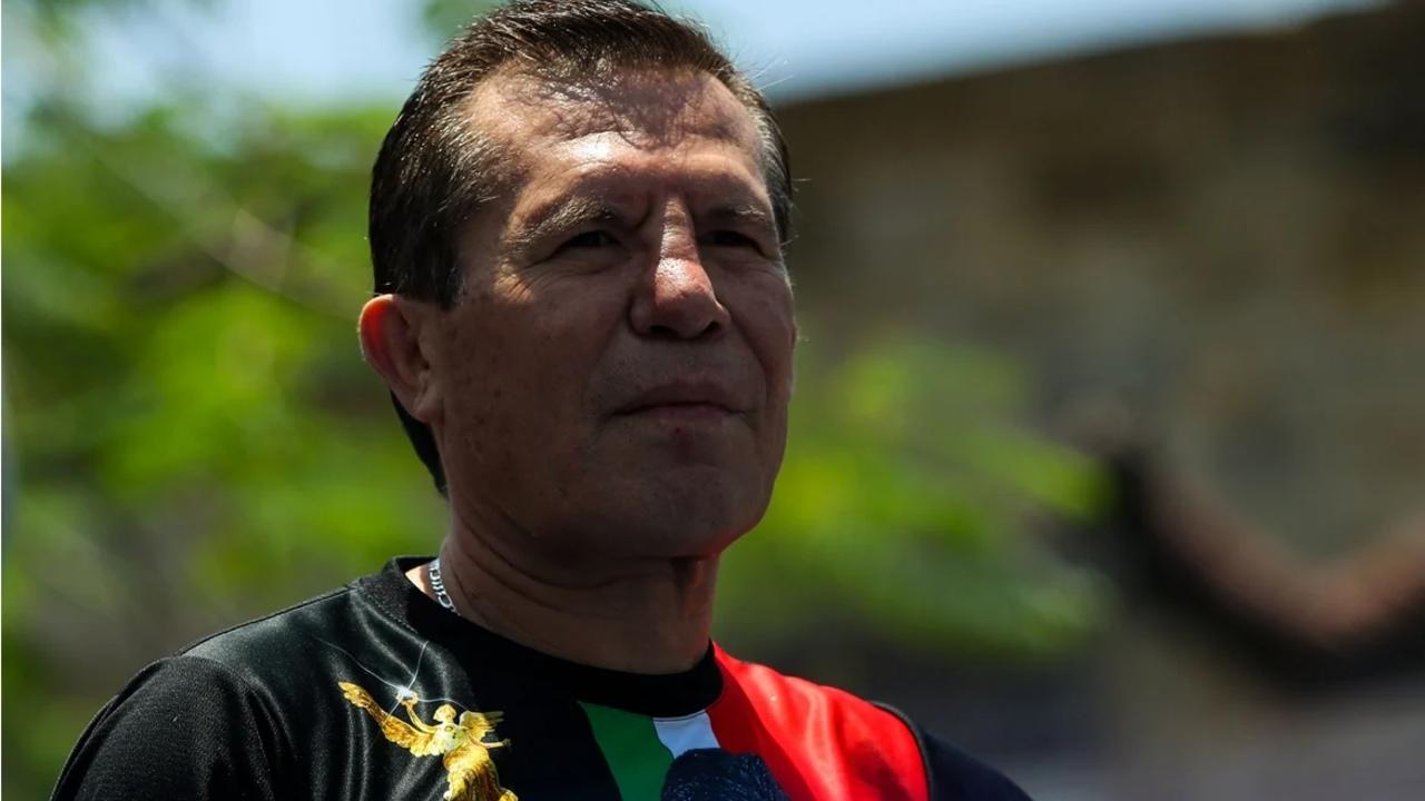Julio César Chávez infancia niño campeon box boxeo