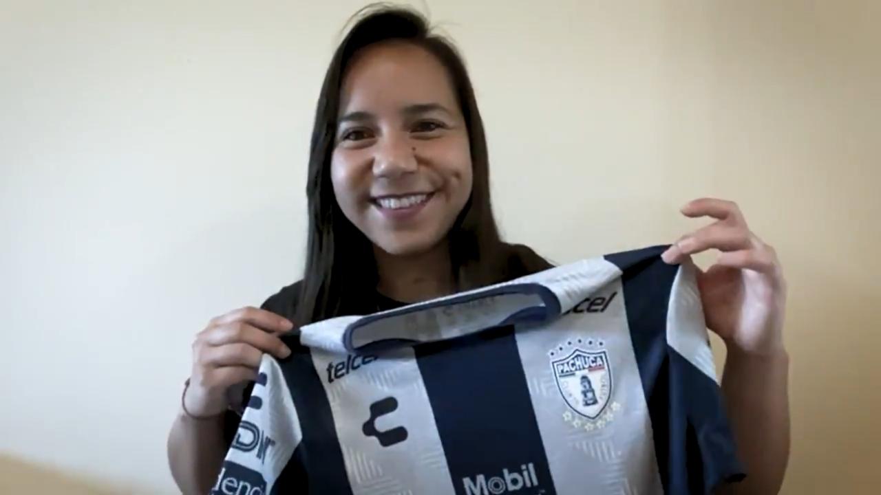 Liga BBVA MX Femenil: Pachuca hace oficial el fichaje de Charlyn Corral