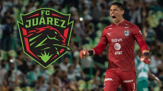 Liga BBVA MX Hugo González fc juarez tuca ferretti