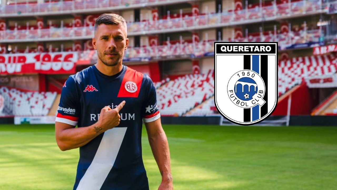 Lukas Podolski rumor Querétaro refuerzo Liga MX