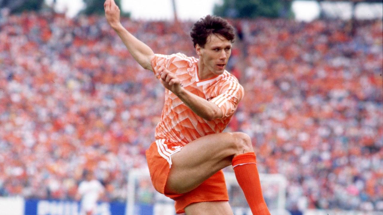 Marco van Basten gol imposible Eurocopa 1988