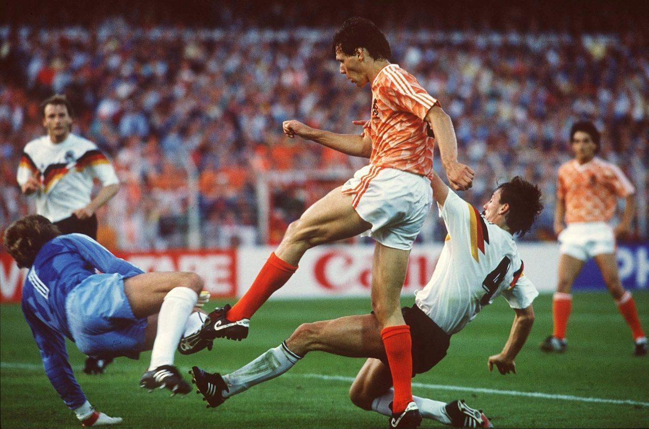 Marco van Basten gol Eurocopa 88 Países Bajos