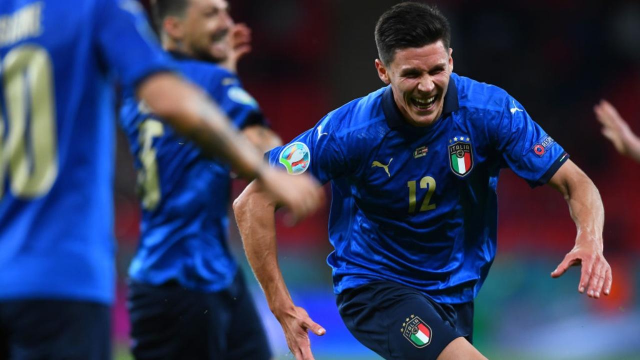 Matteo Pessina gol Italia Eurocopa