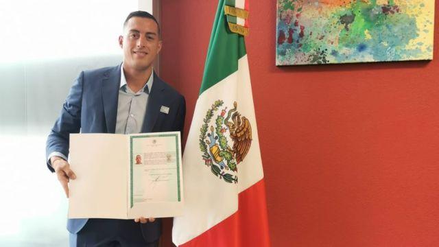 Rogelio Funes Mori es oficialmente mexicano