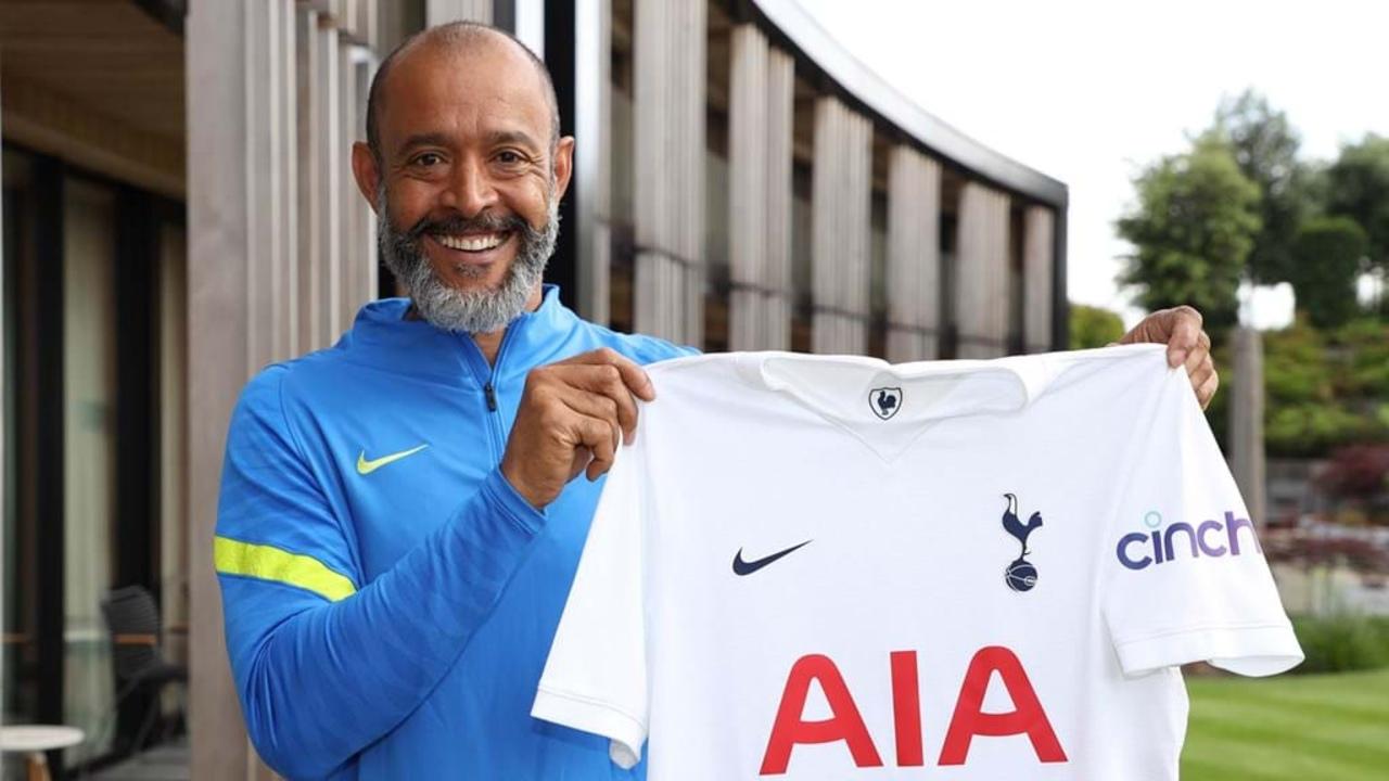 Nuno Espírito Santo Tottenham técnico