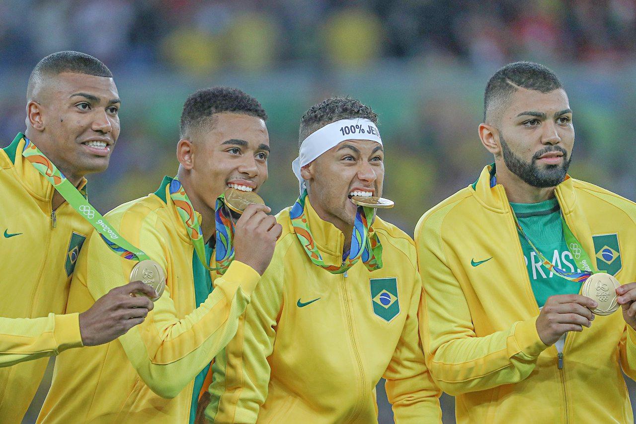 PSG Neymar Brasil Tokyo 2020