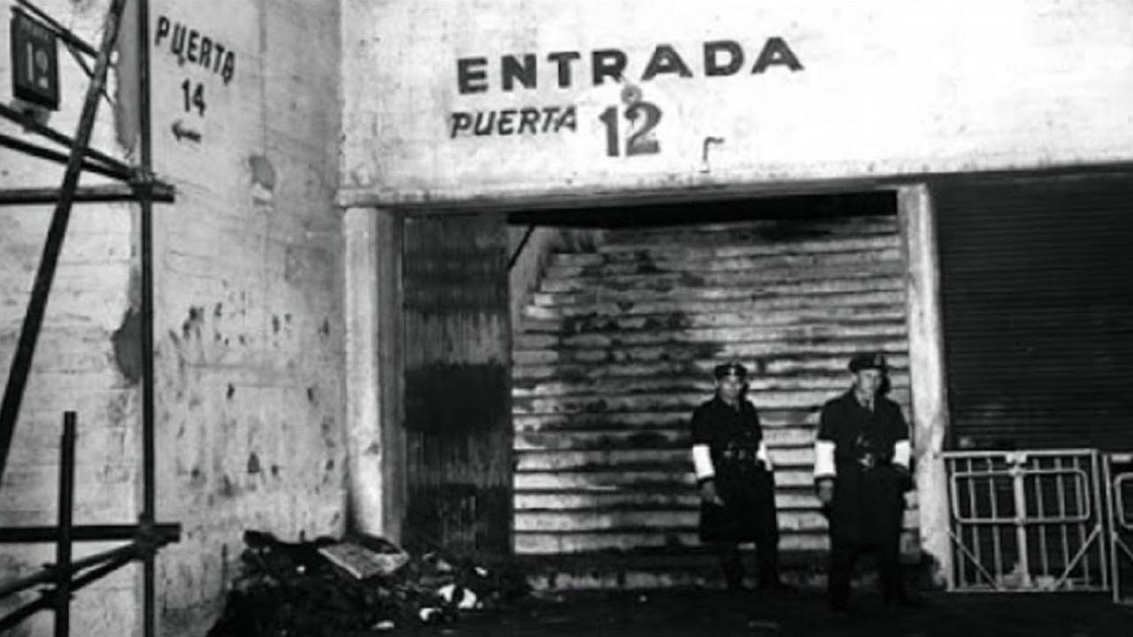 Puerta 12 Tragegia River Boca Argentina