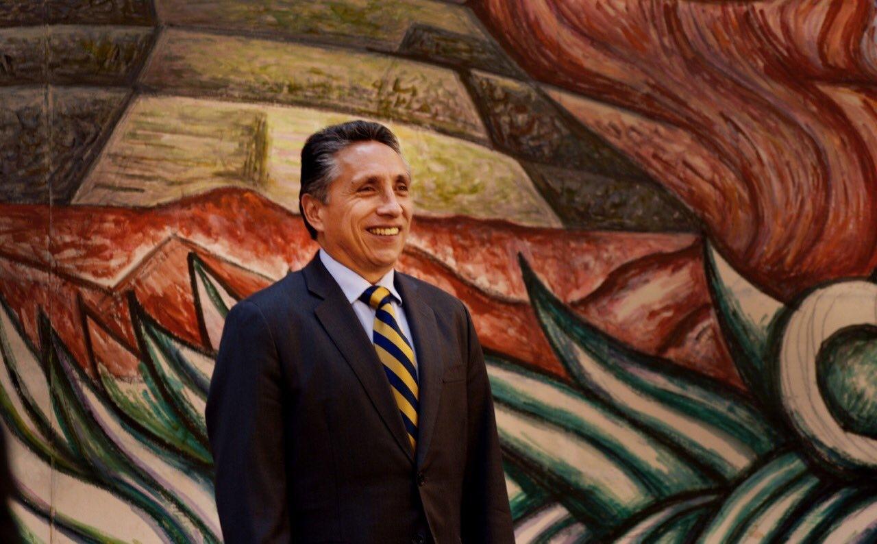 Candidatos elecciones 6 de junio México Manuel Negrete