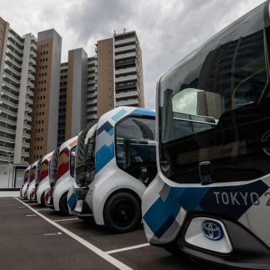 Villa Olímpica Juegos Tokyo 2020