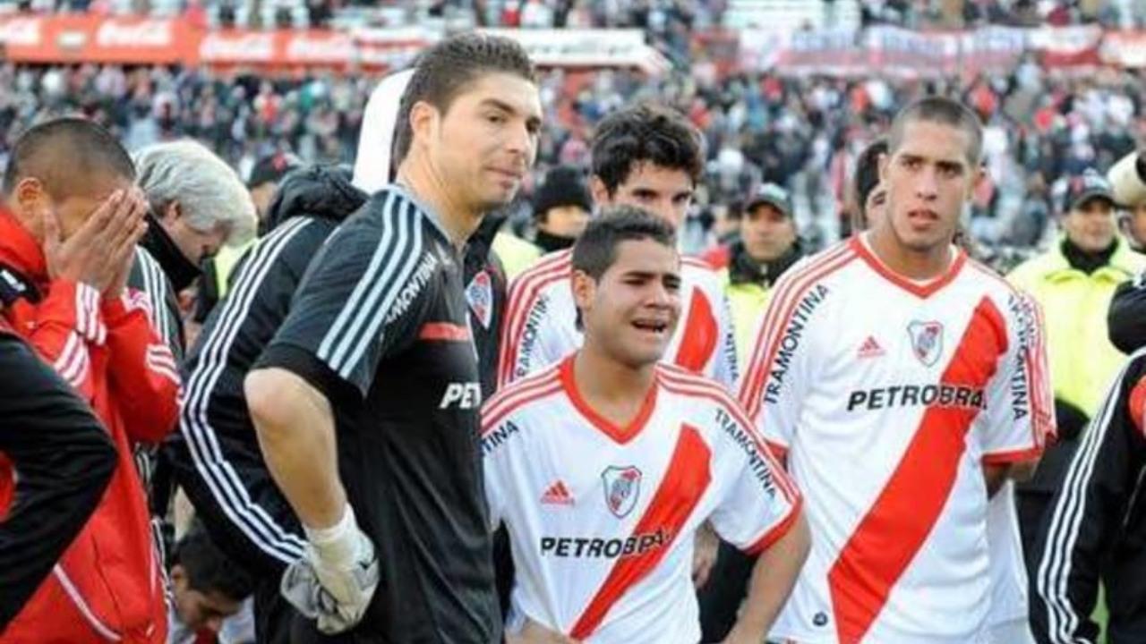Descenso River Plate