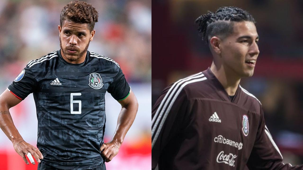 Guti y Jonathan Dos Santos baja Selección mexicana