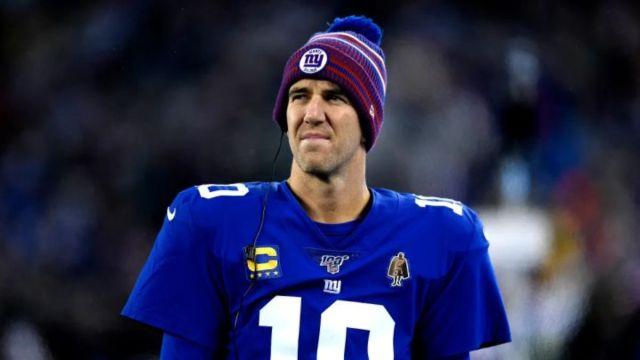 Eli Manning regresa New York Giants