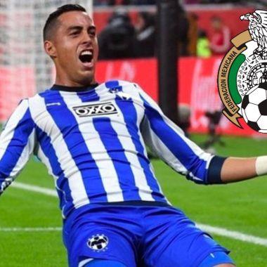 Rogelio Funes Mori Selección mexicana Copa Oro