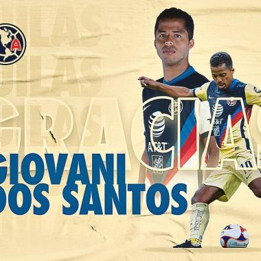 Giovani Dos Santos no es jugador del América