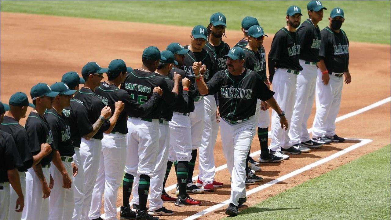 México béisbol rivales tokyo 2020