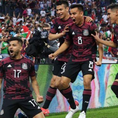 Selección Mexicana partido vs Honduras