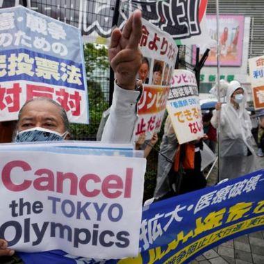 Tokyo 2020 voluntarios renuncian