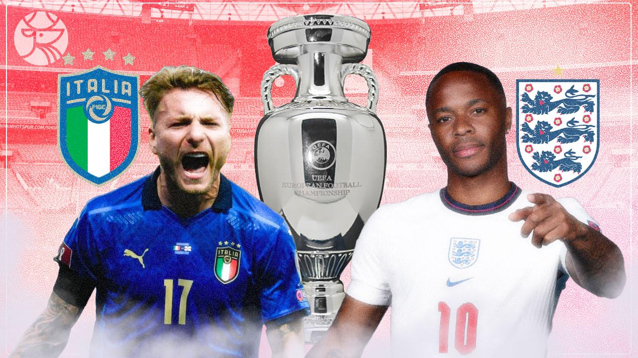 A que hora ver la final de la Eurocopa