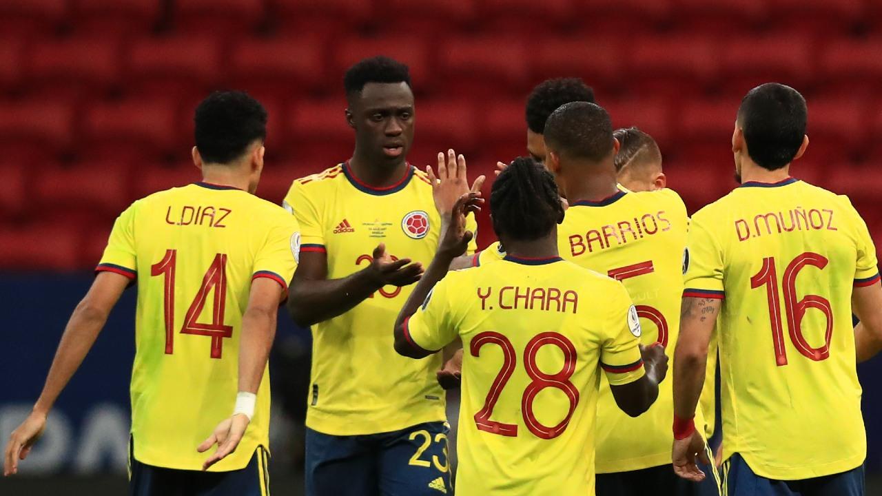 Copa América Colombia elimina Uruguay