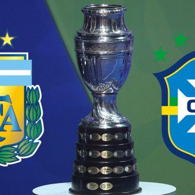 Copa América 2021: Brasil y Argentina disputarán la gran final