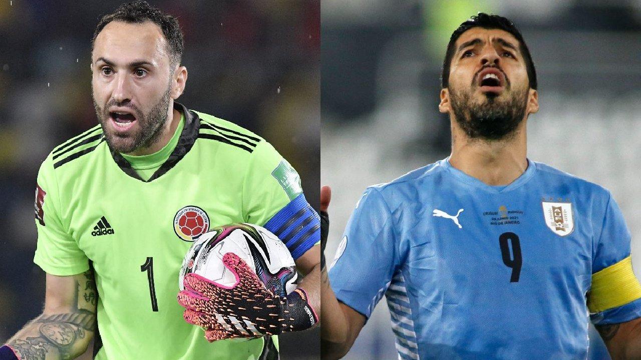 Copa América 2021: Uruguay y Colombia revelan alineaciones para su encuentro de cuartos de final