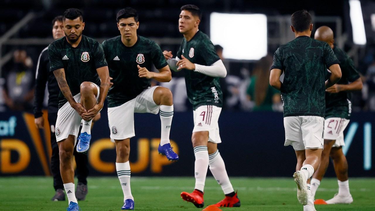 A qué hora juega México hoy copa oro 2021