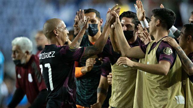 Copa Oro 2021: Selección Mexicana gana por la mínima diferencia a El Salvador