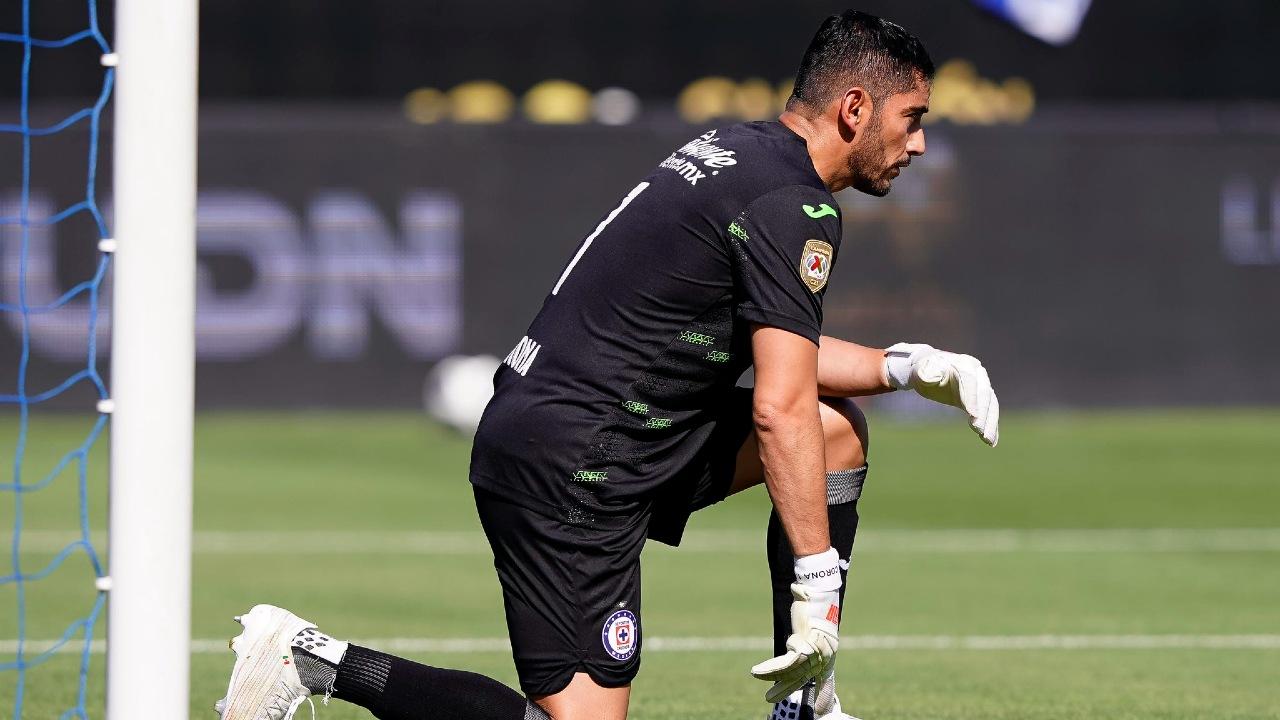 Cruz Azul hoy jesus corona lesión liga bbva mx