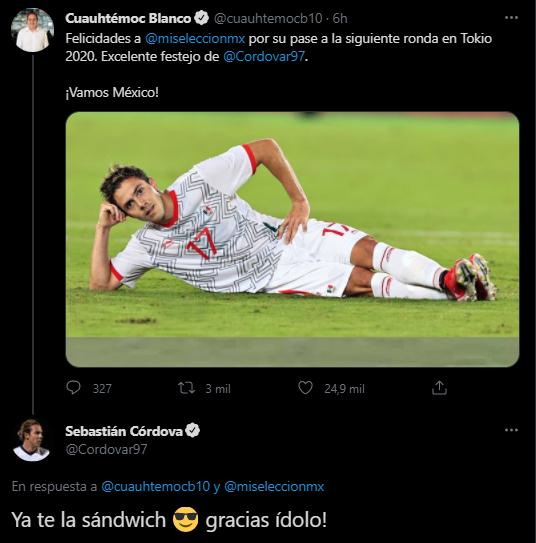 jugadores de la selección mexicana córdova tokyo 2020