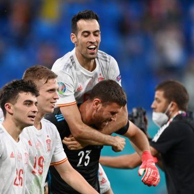 España Suiza semifinales Eurocopa