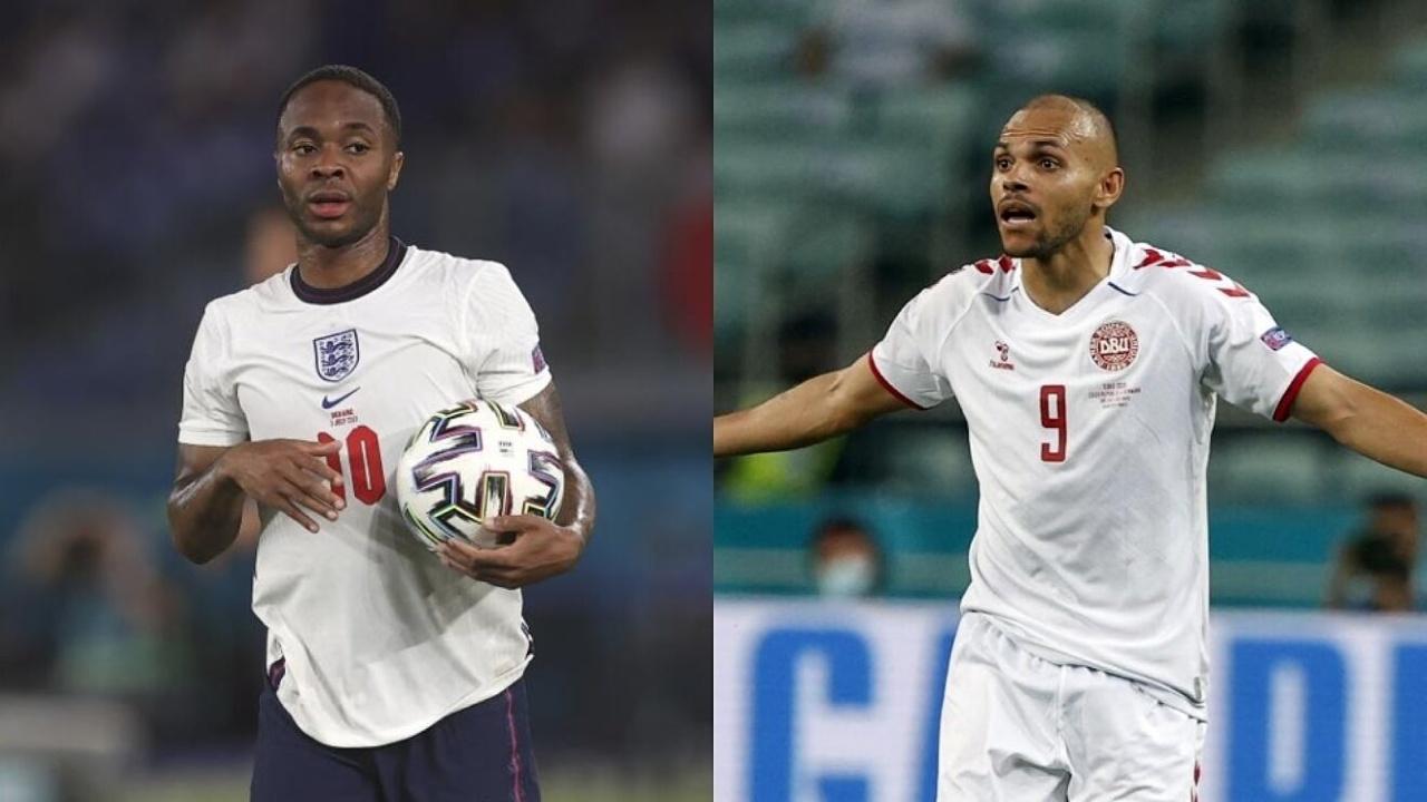 Eurocopa 2020 ¿A qué hora juega Inglaterra vs. Dinamarca la semifinal_