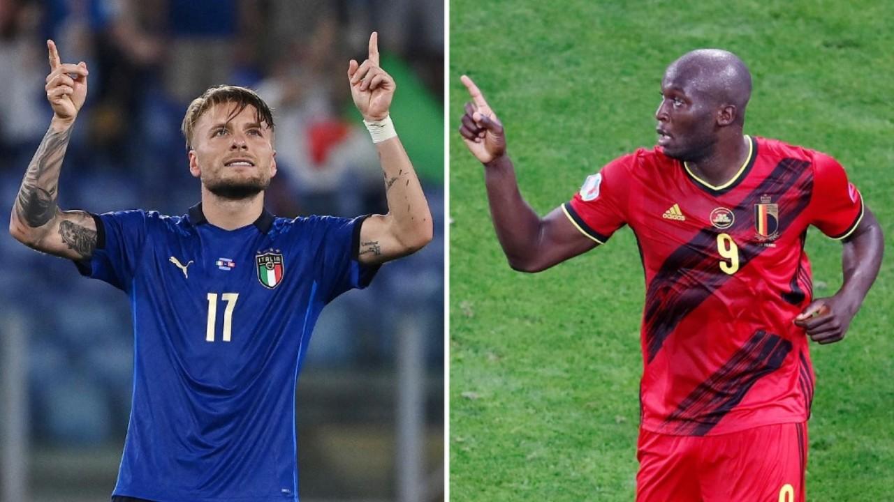 Eurocopa 2020 Italia y Bélgic cuartos de final