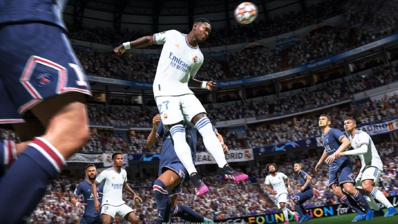 FIFA 22 revela gameplay con sus nuevas mejoras y características
