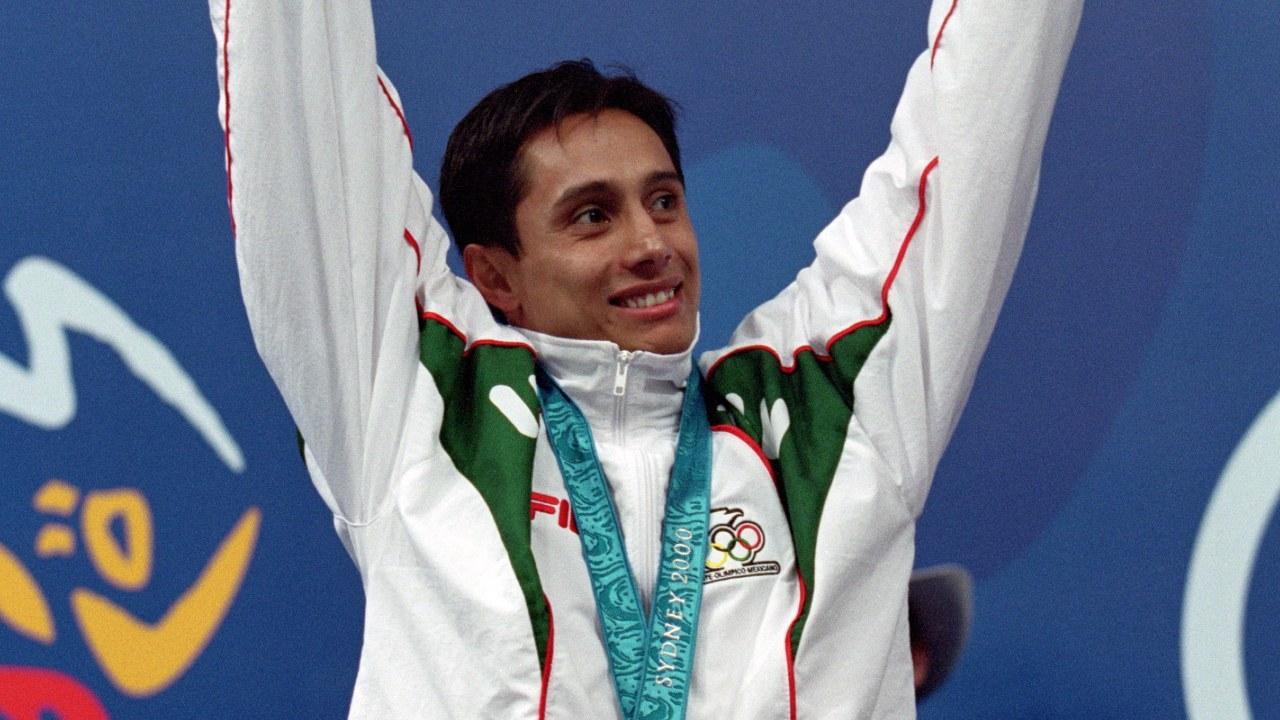 Fernando Platas medallista 2000