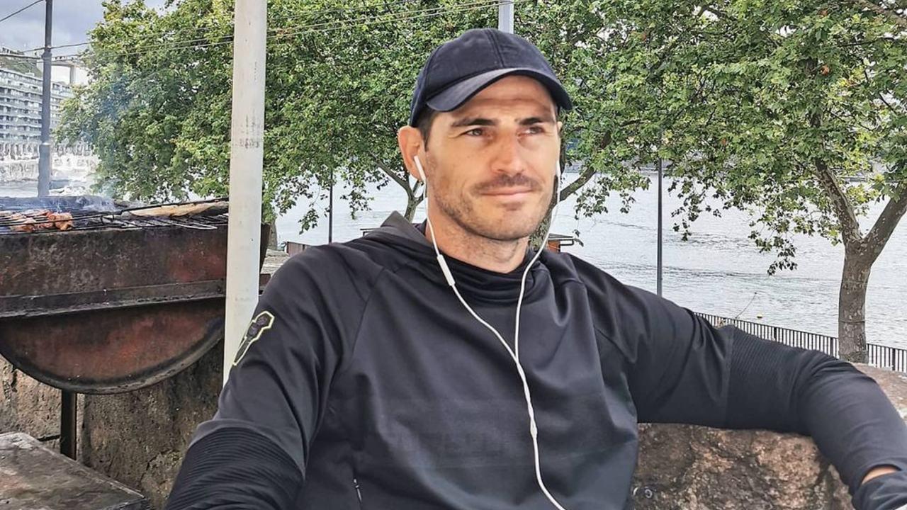 Iker Casillas vacaciones playas mexicanas