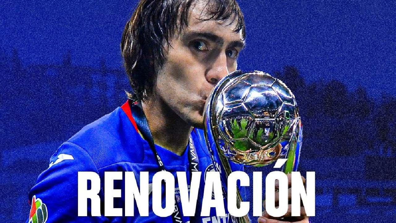 Liga BBVA MX_ Cruz Azul Joaquín Shaggy Martínez